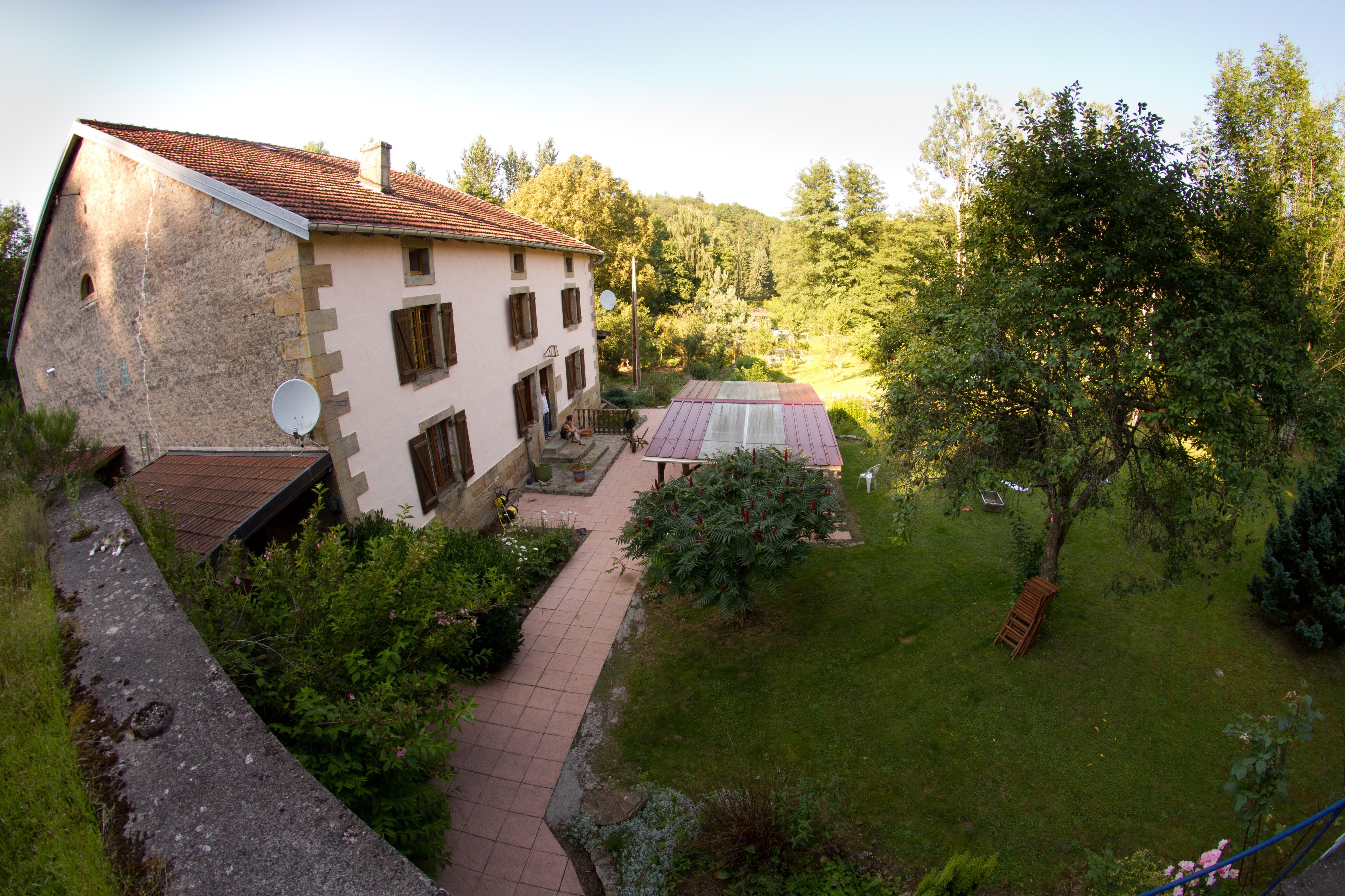 La Charmante - Maison d'hôtes - Xertigny (Vosges)