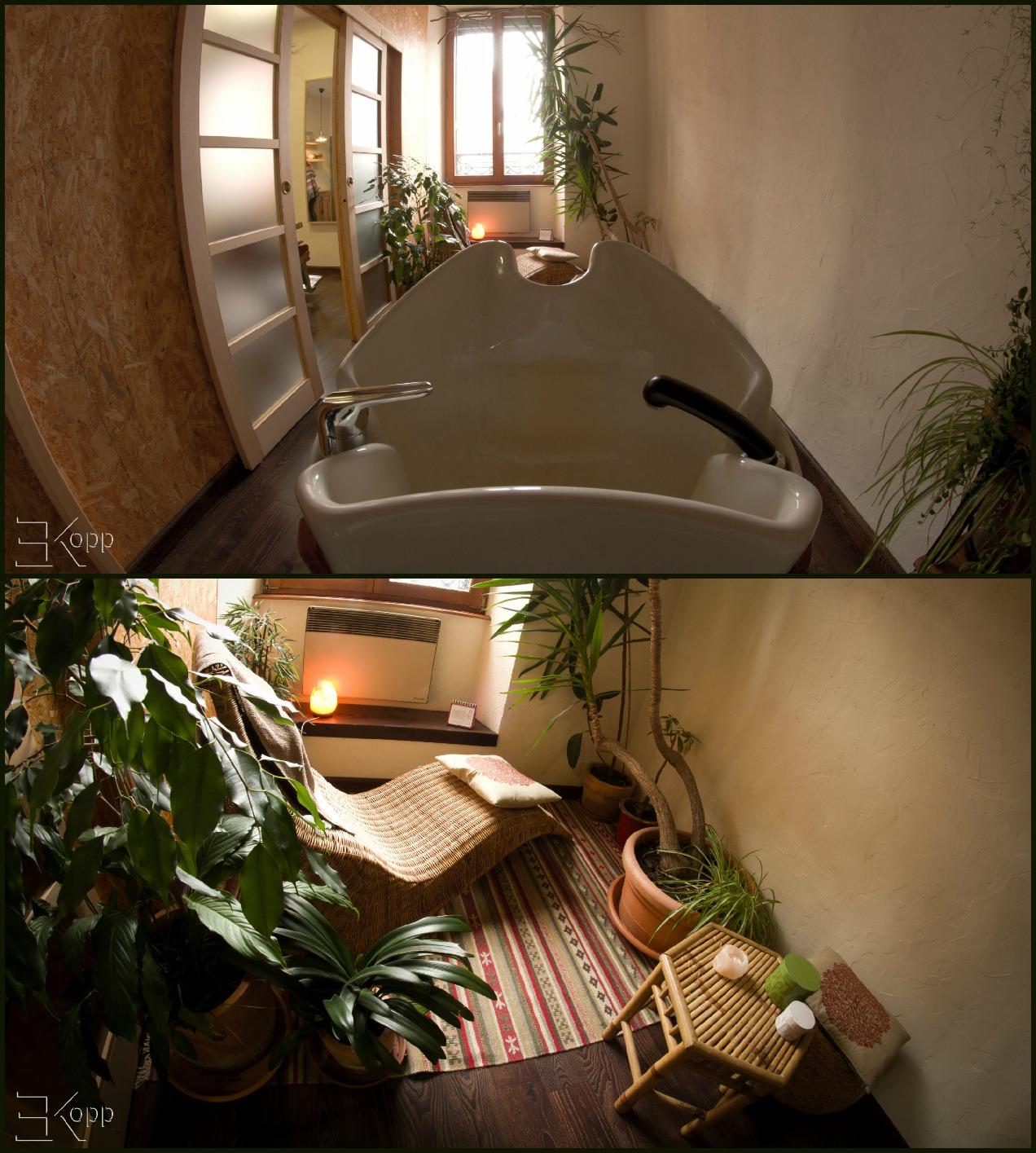 Le petit salon zen