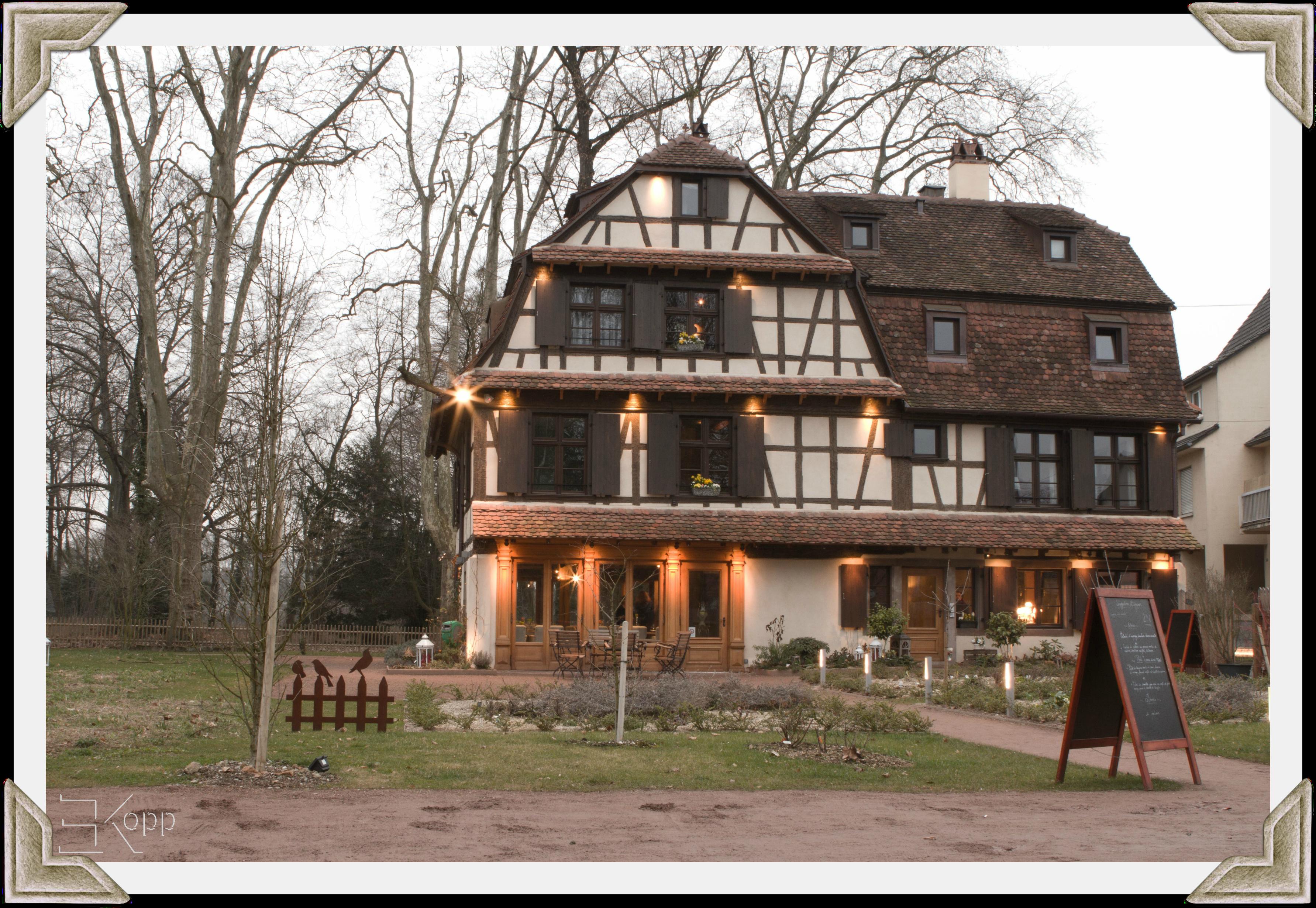 Du coté de chez Anne Maison d h´te de charme Strasbourg A la