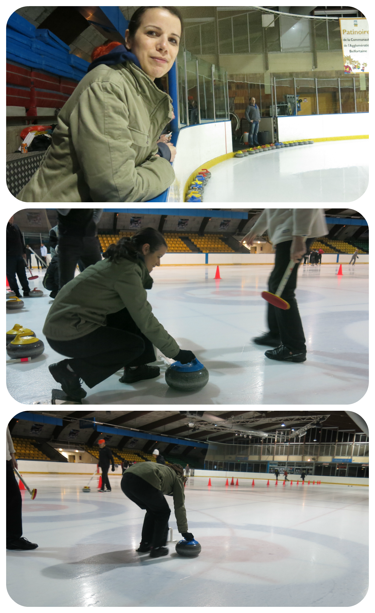 cecile curling