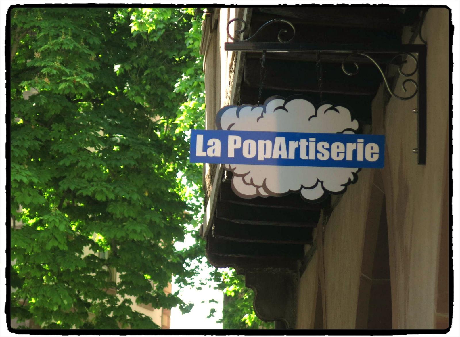 La PopArtiserie - Strasbourg