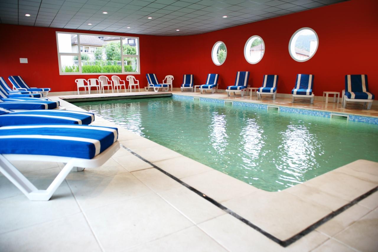 Hotel et restaurant beau rivage gerardmer a la for Hotel lyon avec piscine
