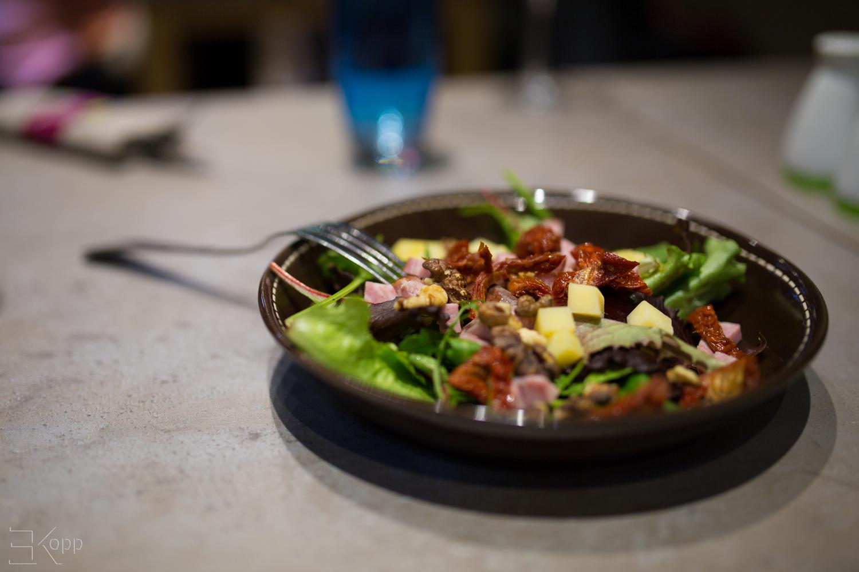 La salade Franc-comtoise