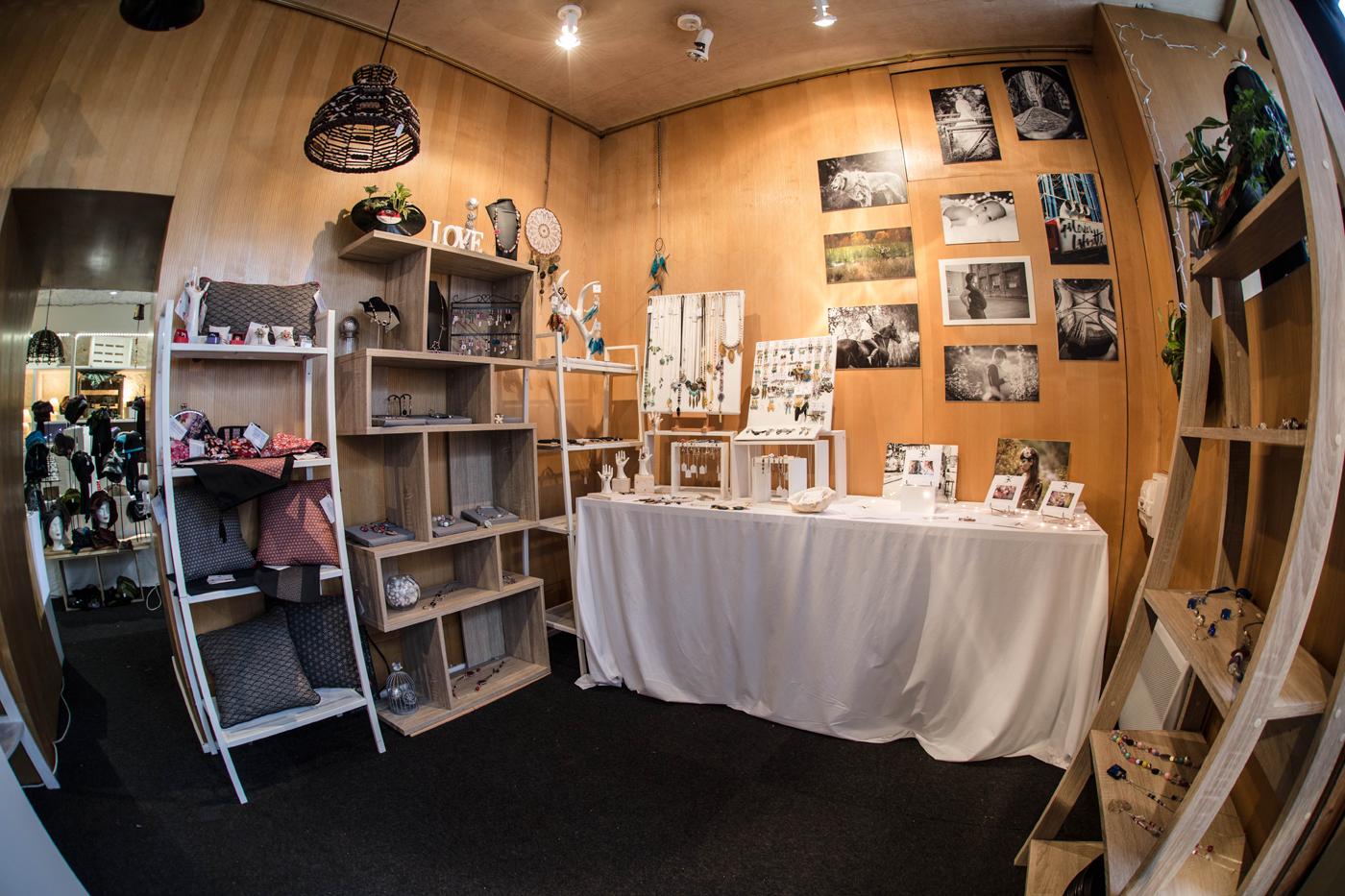 boutique territoire d'artiste