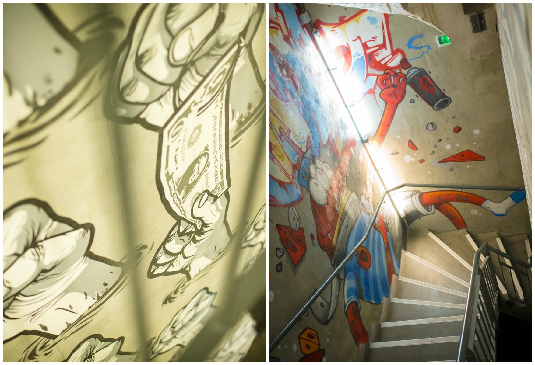 graffalgar escalier