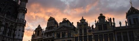 Récit d'une escapade à... Bruxelles (Belgique)
