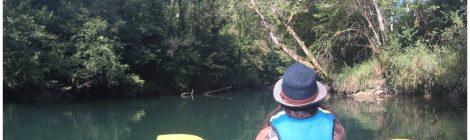 Faire du canoë au cœur de la Vallée de la Loue