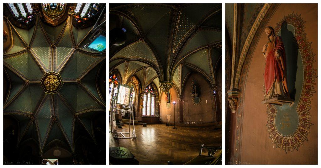 chapelle neogothique