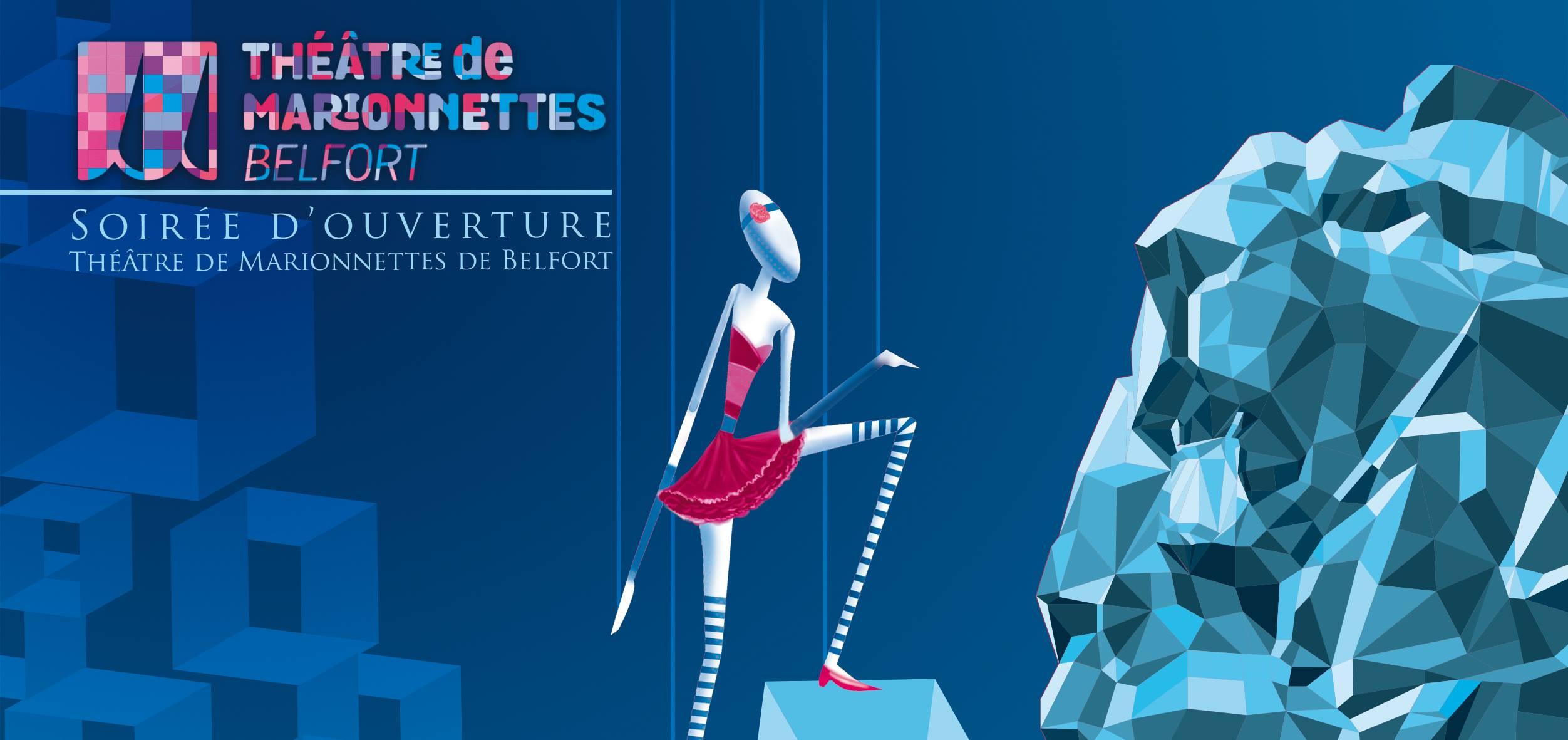 Ouverture de saison au Théâtre de Marionnettes de Belfort
