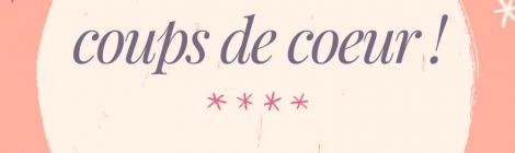 Mes 10 coups de coeur de 2016 by Cécile