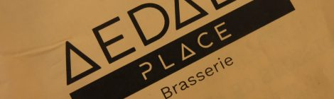 Aedaen Place - Restau & Bar branché à Strasbourg