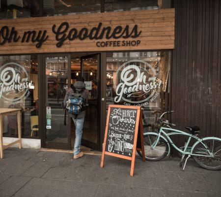 Oh my Goodness Café - coffee shop - Strasbourg