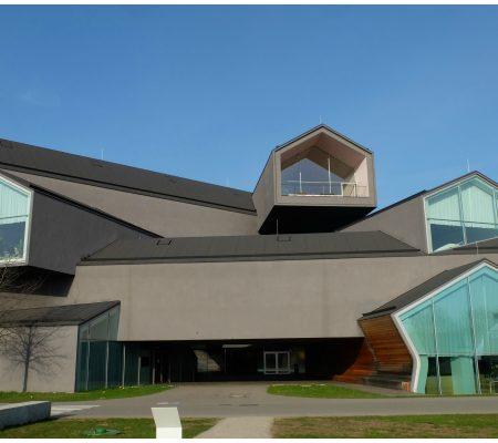 Le Vitra Museum - Weil Am Rhein