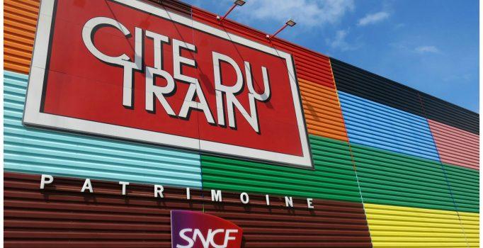 La cité du train - Mulhouse