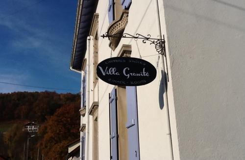 La Villa Granité - Maison d'hôte - Saulxures (Vosges)