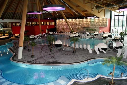 Aquabasilea - Centre aquatique - Bâle - Suisse