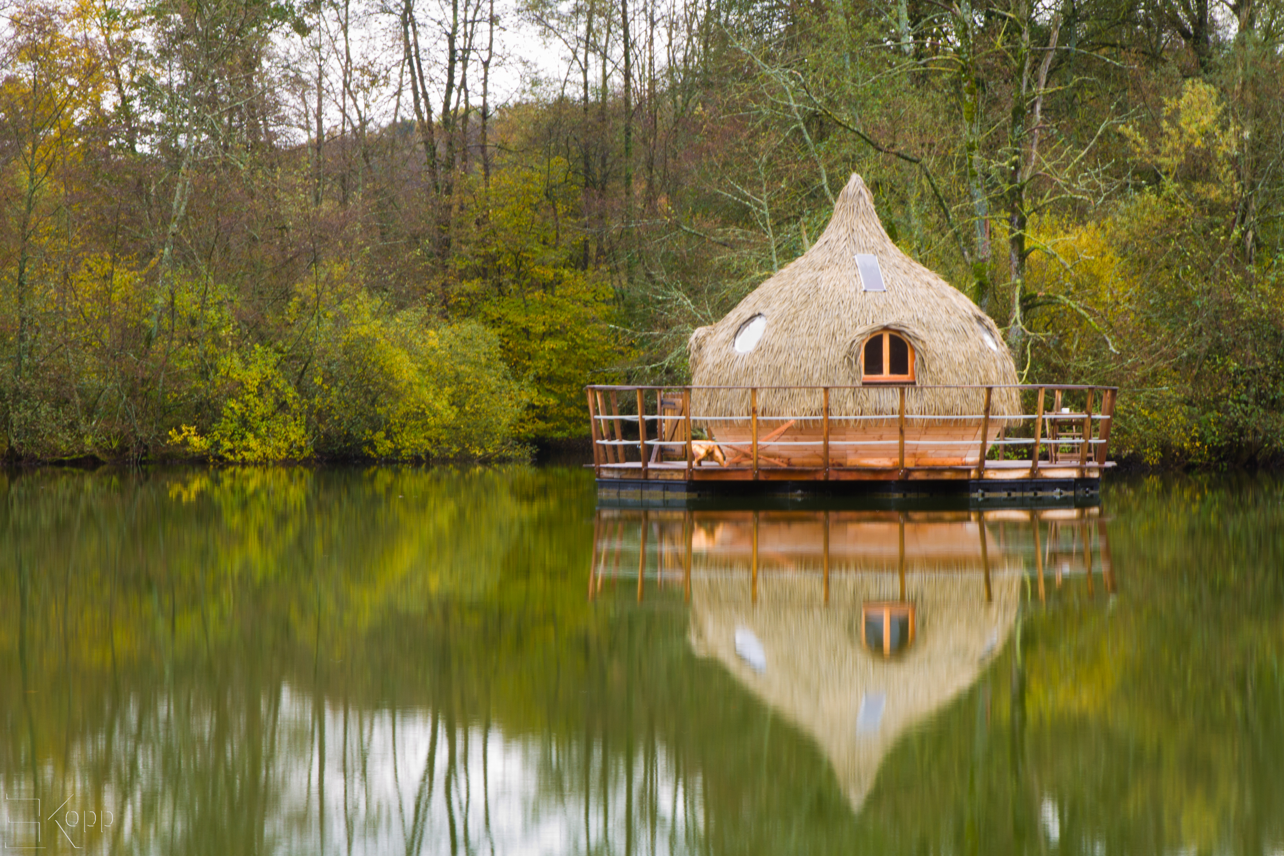 Cabanes des grands Lacs - Haute-Saône