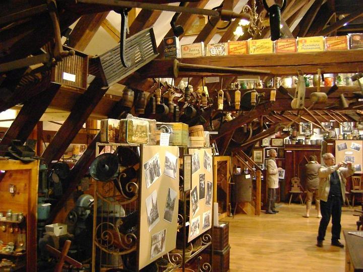 Le musée du pain d'épices - Gertwiller