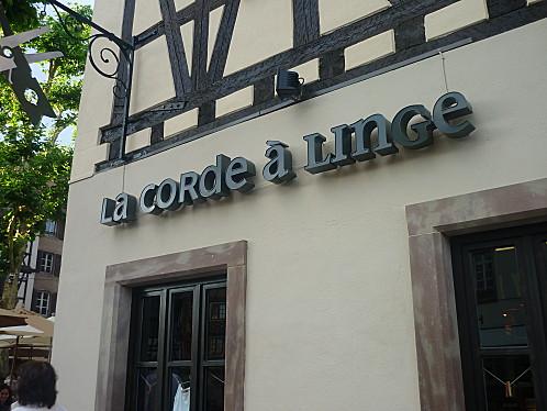 La Corde à Linge - restaurant - Strasbourg