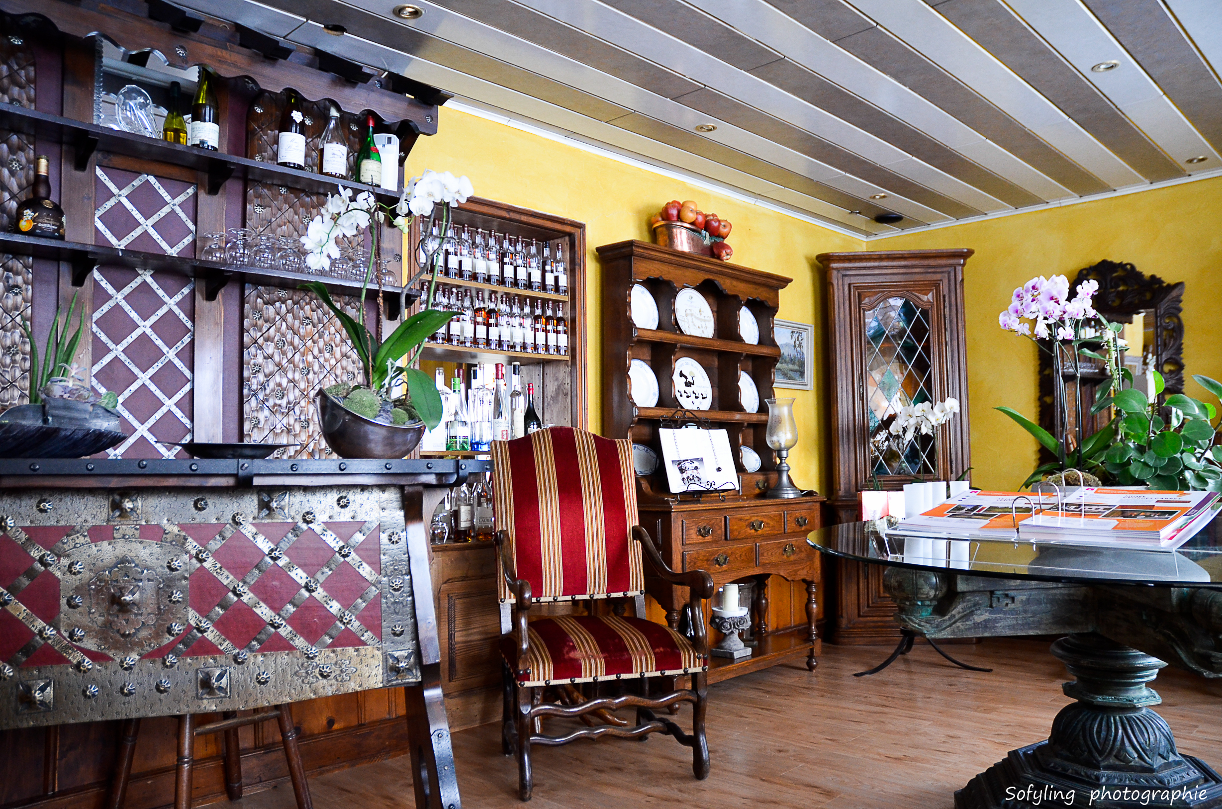 Restaurant Mon Plaisir - Chamesol