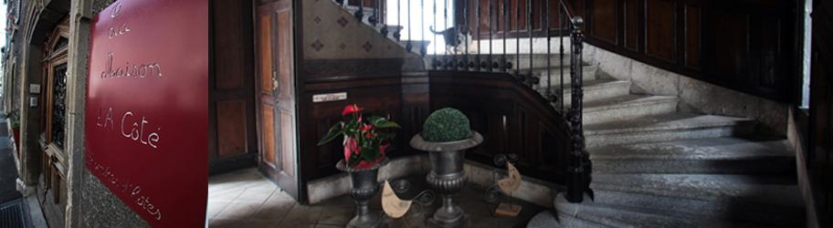 La Maison d'à Côté - Pontarlier