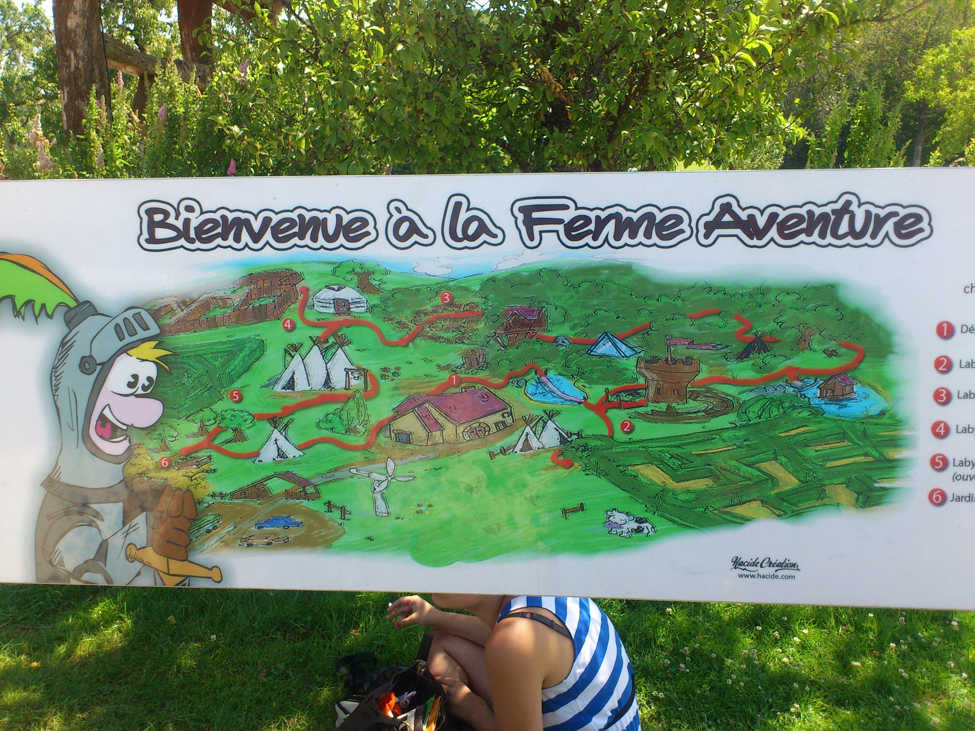 La Ferme Aventure - Vosges