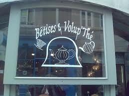Bêtises et Volup'thé - Besançon