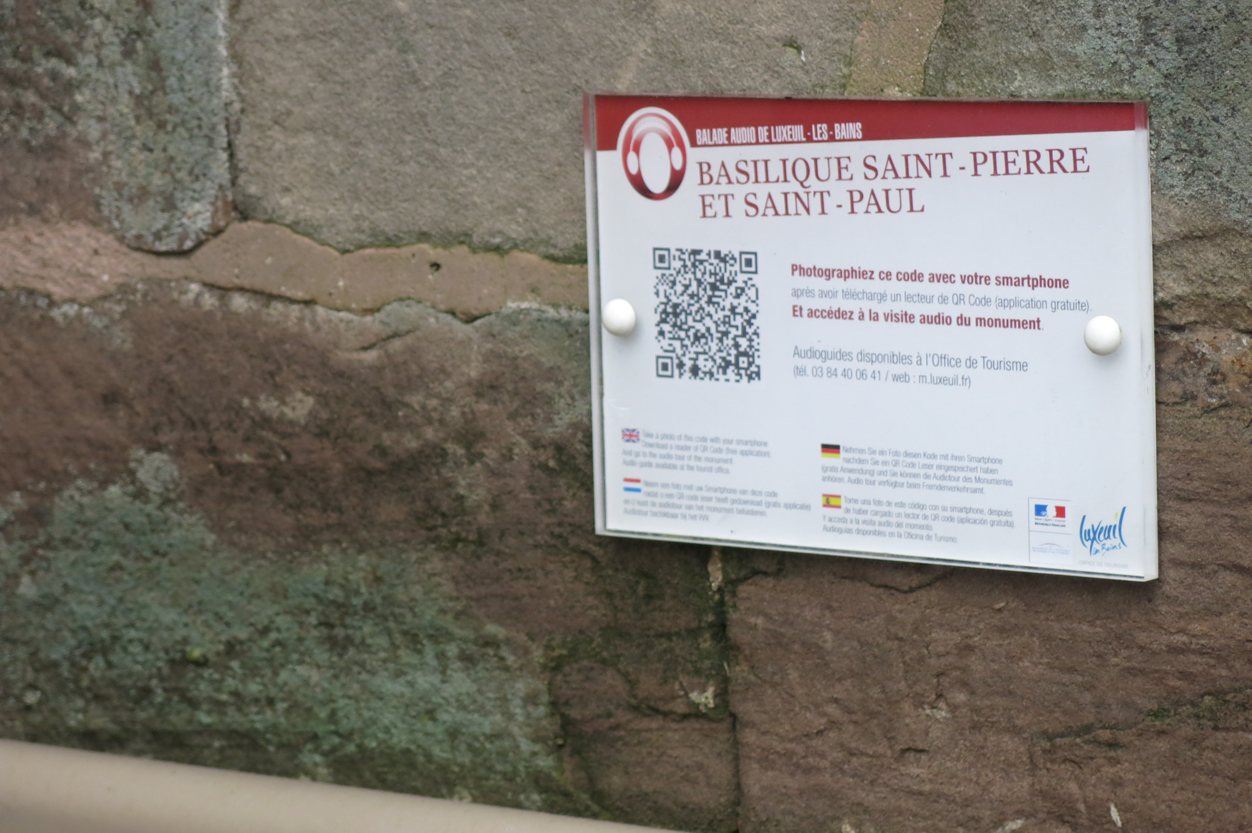 Escapade à Luxeuil - Ville d'Histoire et de Bien-être