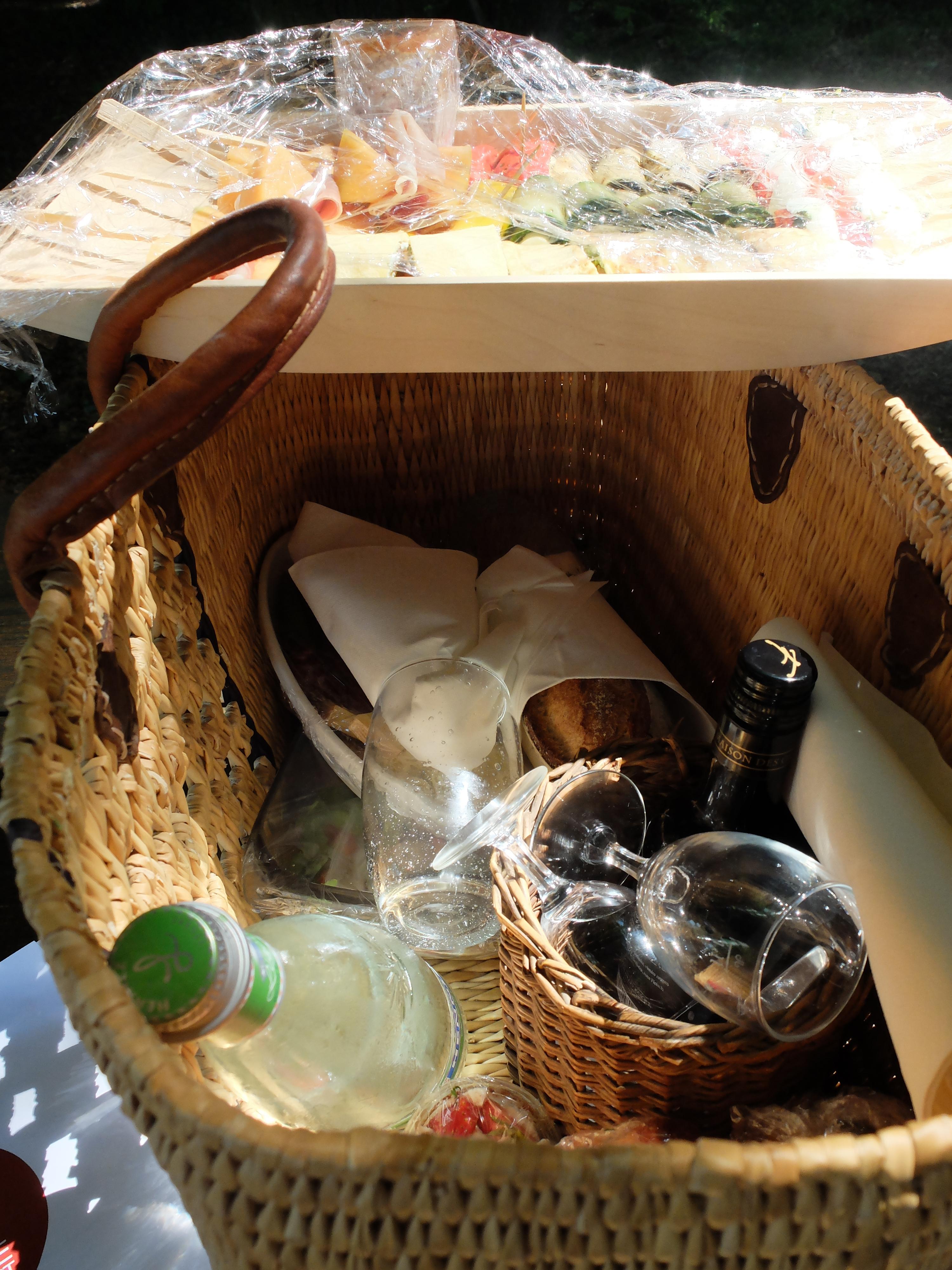 Déjeuner sur l'Herbe - Mormont (Suisse)