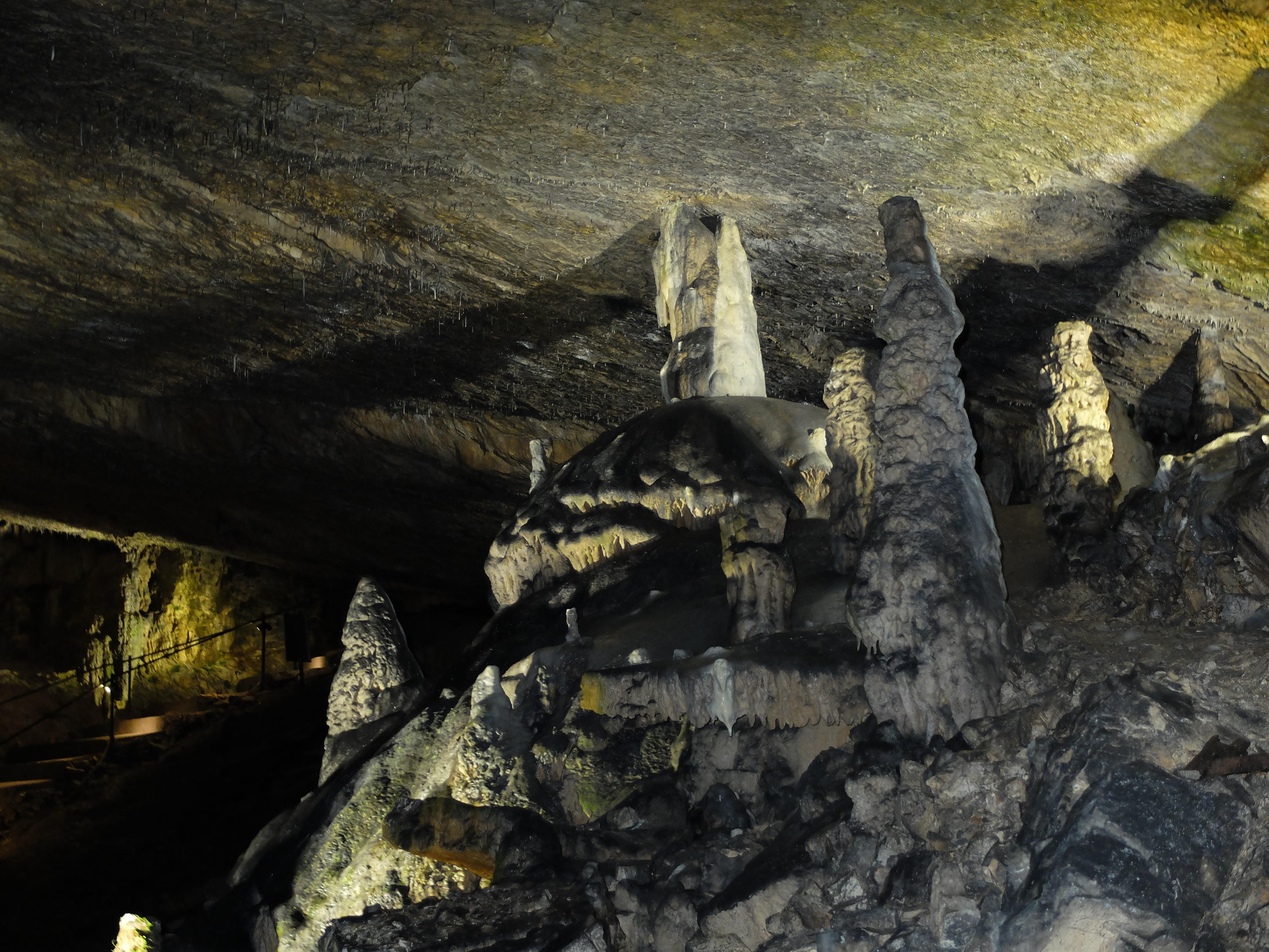 Site de Réclère (Grotte & Préhisto parc) - Suisse