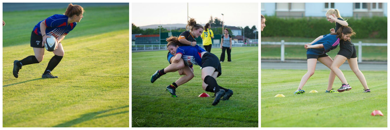 On a testé....le rugby féminin !