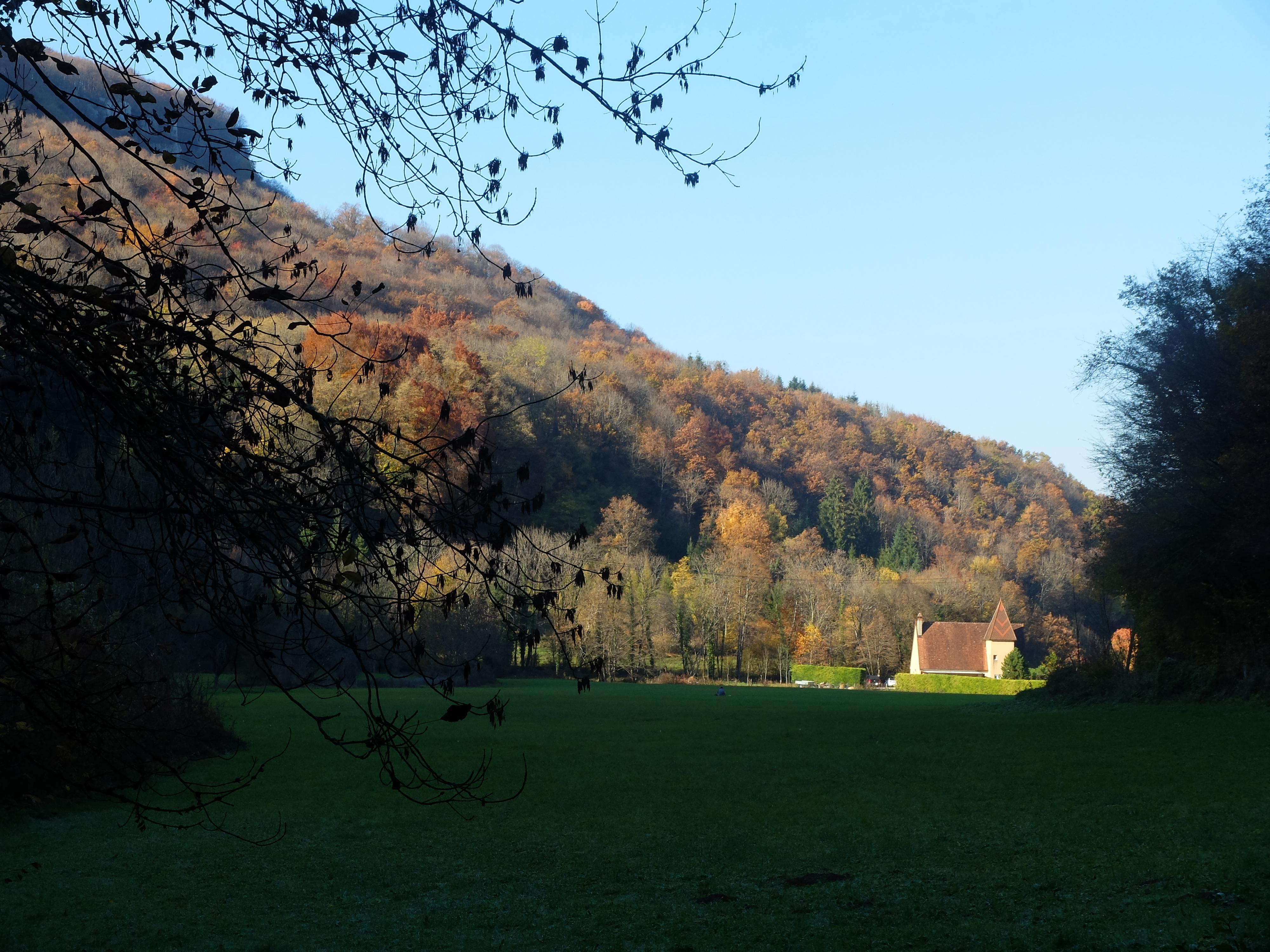 Cascades des Tufs - Planches-près-Arbois - Jura