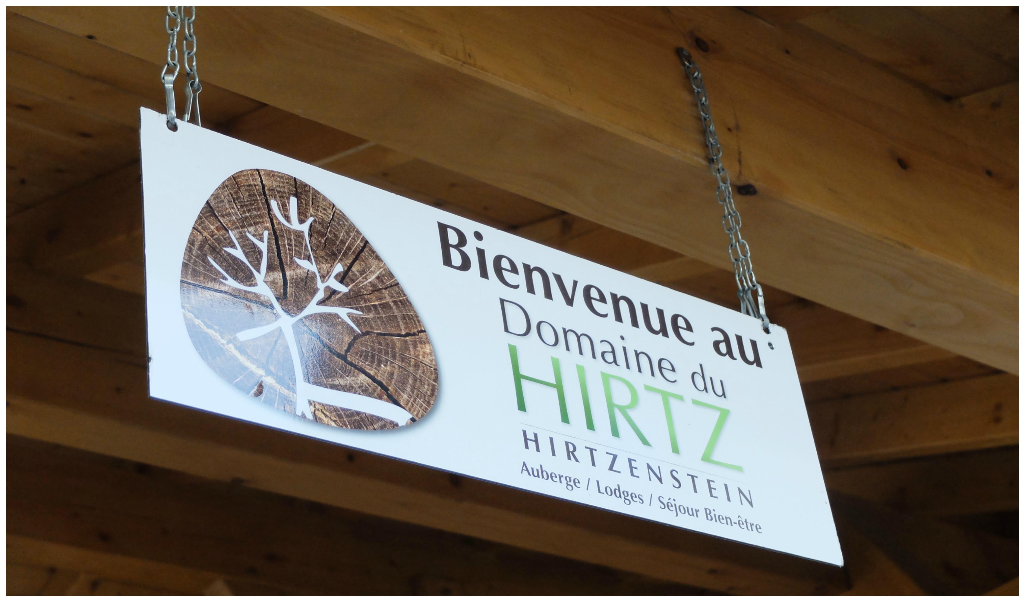 Le Domaine du Hirtz - éco-tourisme en Alsace