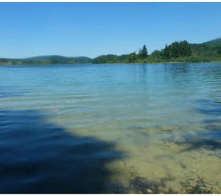 Randonnée des 4 lacs dans le Jura