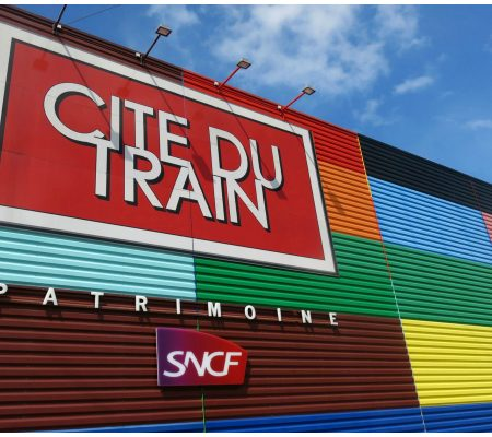 La cité du train - Mulhouse