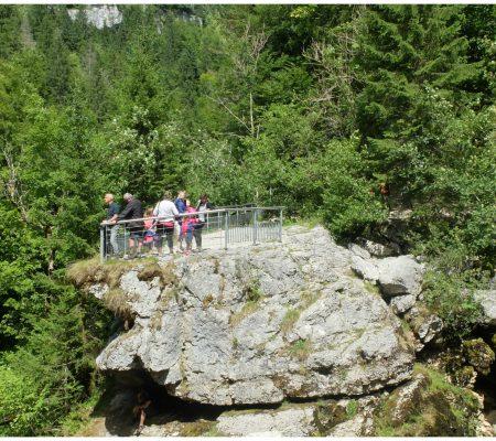 Randonnée au Saut du Doubs