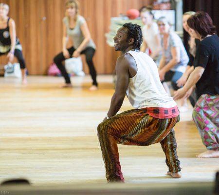 On a testé.... la danse africaine ! - Association Sorisaya Belfort