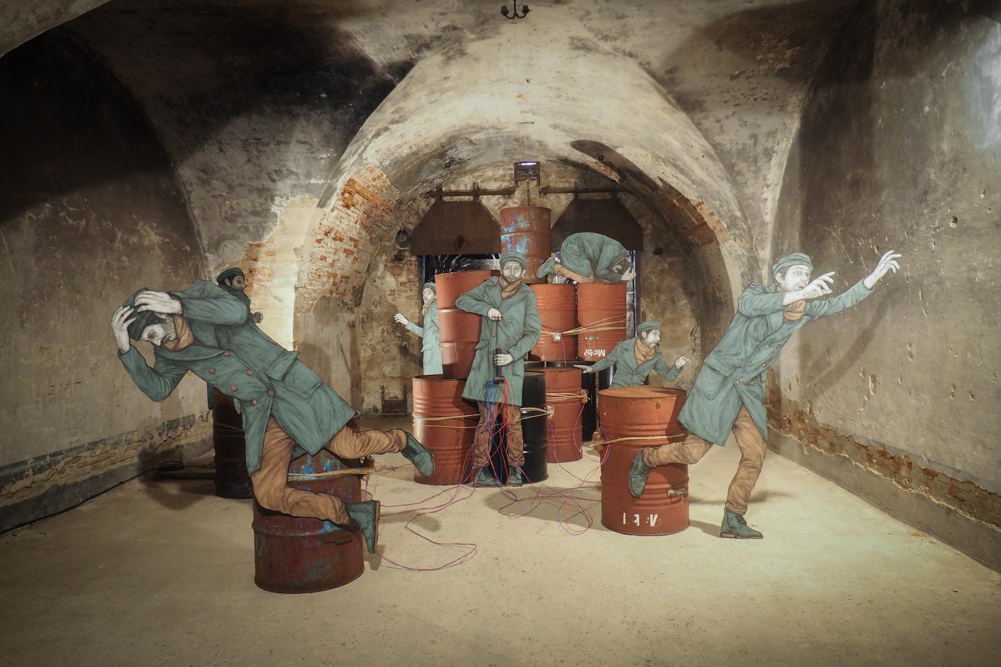 musée mausa Neuf-Brisach - levalet