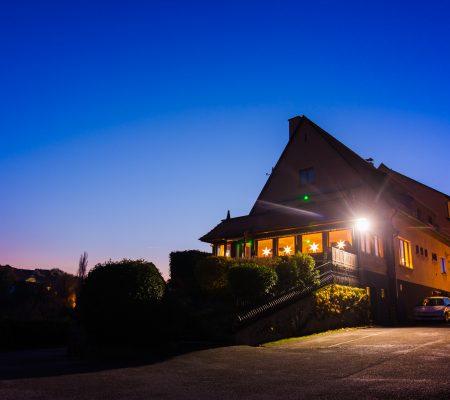 Au Riesling - Hôtel Restaurant familial à Zellenberg