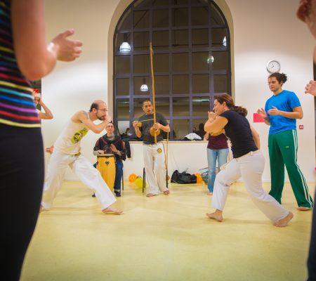 On a testé.... la Capoeira | Capoeira Belfort