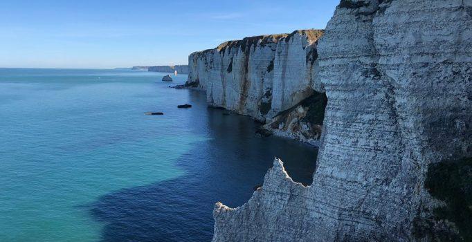 Road trip en Normandie : d'Etretat à Fecamp