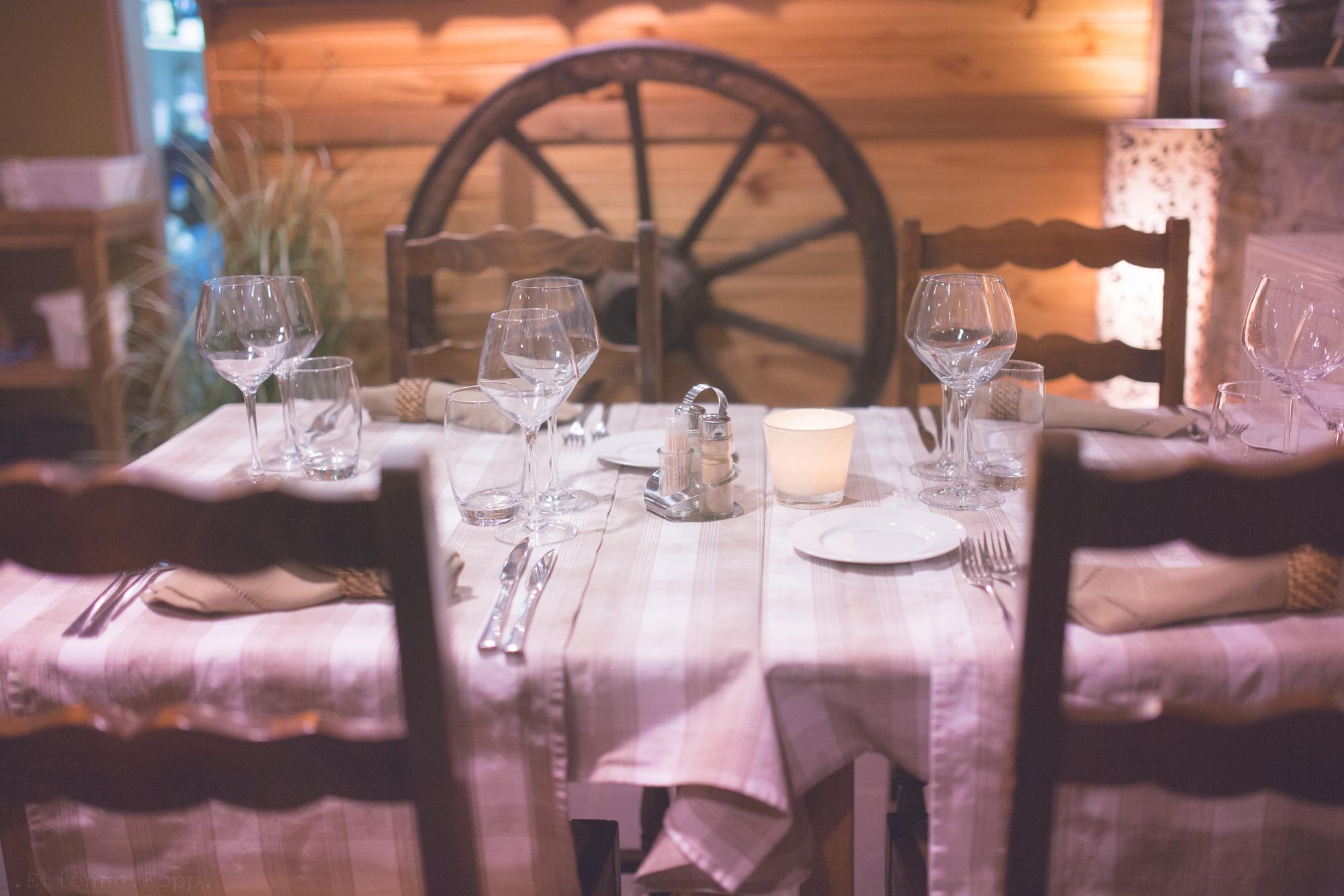 restaurant l'atelier lierneux
