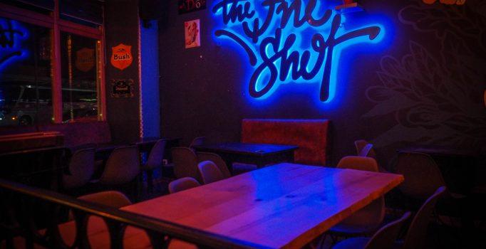 The One Shot, nouvelle version - Bar, burgers et Jeux - Belfort