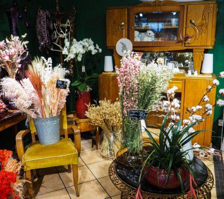 L'Atelier du Chardon Bleu, fleuriste à Etupes